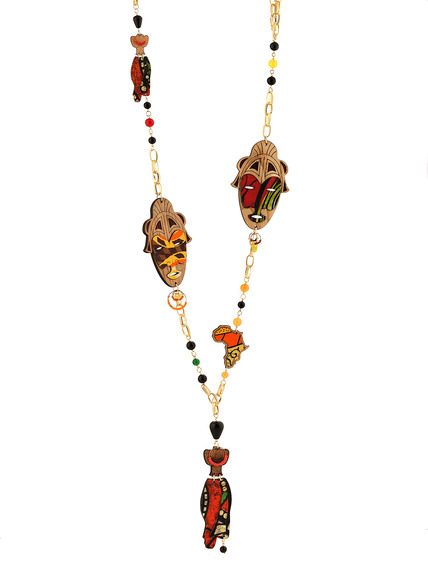 The Africa Necklace that wins at Gold / Italy is now available online
