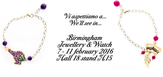 NEW COLLECTIONS AT BIRMINGHAM JEWELERY & WATCH
