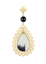 small-black-silk-drop-earring