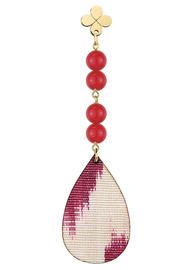 large-ruby-single-drop-silk-earring