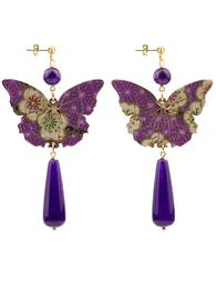 cho-silk-earrings-long-purple-drop