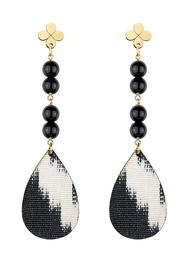large-black-stones-drop-earrings