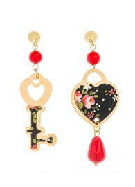 mini-red-heart-and-key-earrings