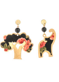 black-elephant-and-baobab-mini-earrings