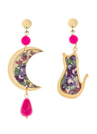 mini-fuchsia-cat-and-moon-earrings