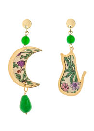 mini-green-cat-and-moon-earrings