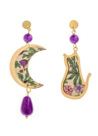 mini-violet-cat-and-moon-earrings