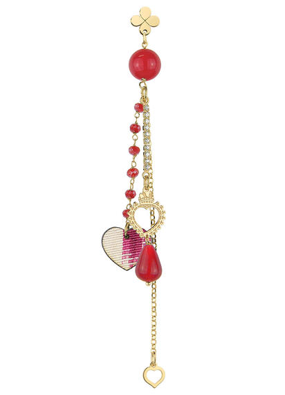 single-heart-rosary-tuft-red