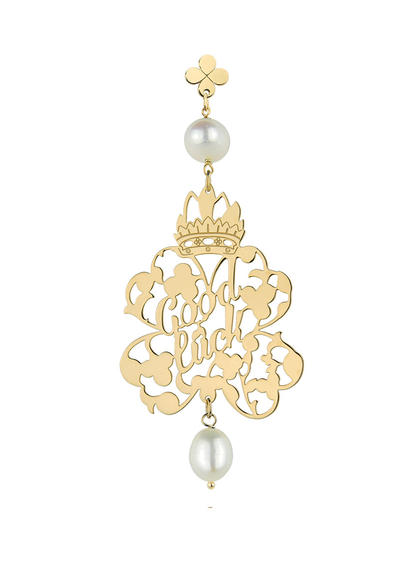 single-fourleaf-clover-small-perforated-pearl-earring