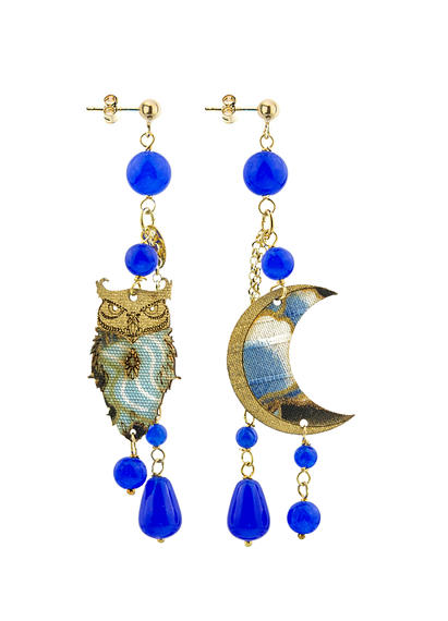 blue-fukuro-earring-with-pendants