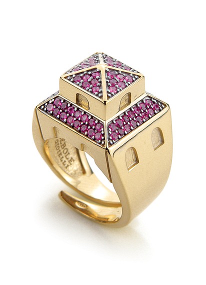 leopolda-ring-golden-silver-and-red-zirconia