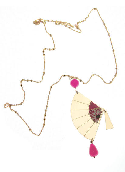 silver-and-silk-fuxia--fan-necklace