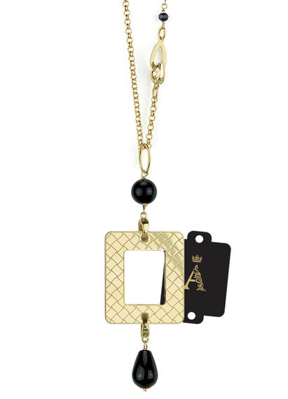 my-frame-black-and-gold-alphabet-necklace
