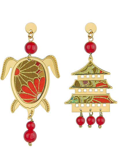 mini-red-silver-turtle-earrings