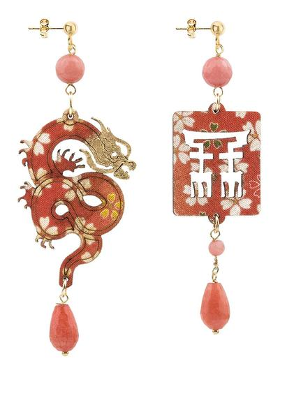 dragon-silk-and-leather-pink-gradient-earrings