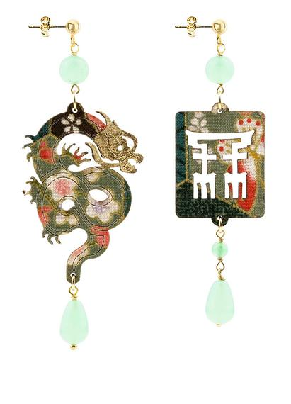 dragon-silk-and-jade-green-leather-earrings