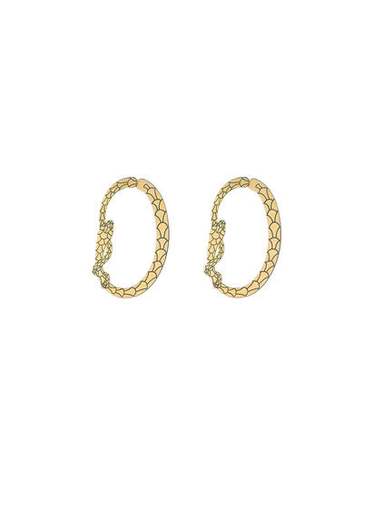 oval-snake-and-oval-snake-mini-earrings