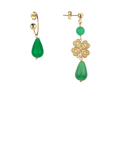 mini-fourleaf-clover-and-bell-drop-green-earrings-3818