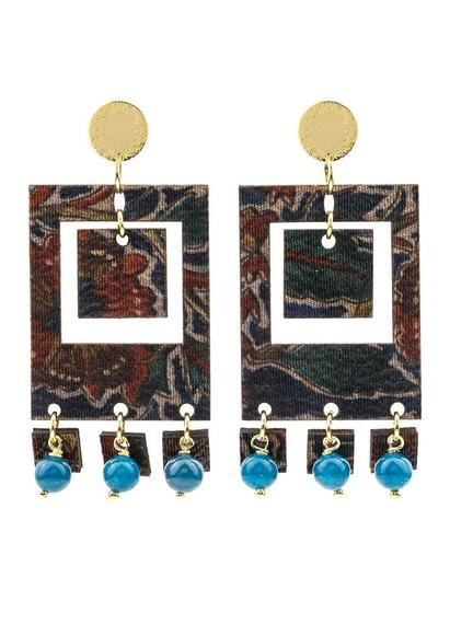 earrings-tan-mono-rectangular-skyblue