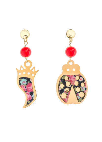 mini-ruby-horn-and-ladybug-earrings