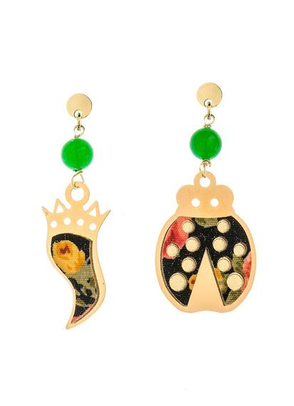 mini-green-horn-and-ladybug-earrings