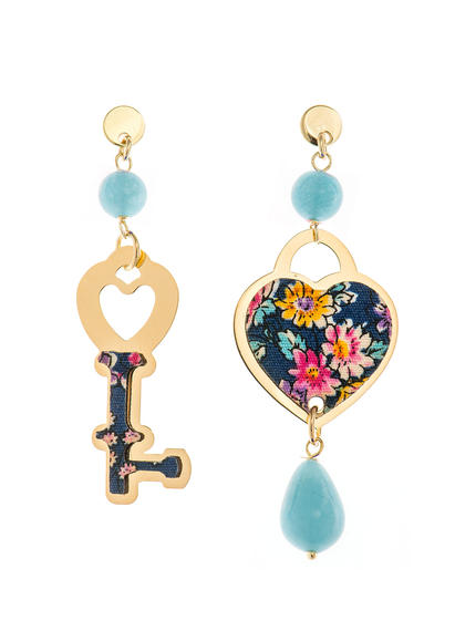 mini-skyblue-heart-and-key-earrings