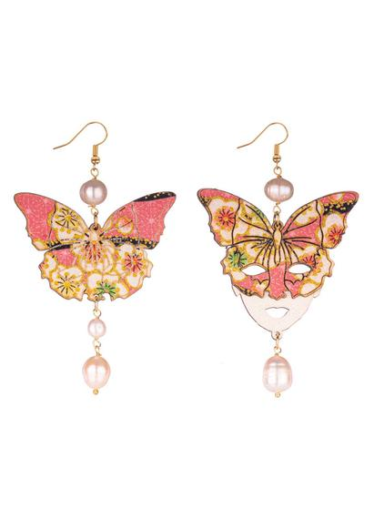 butterfly-earrings-and-big-black-silk-mask