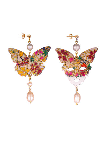butterfly-earrings-and-small-pearl-silk-mask