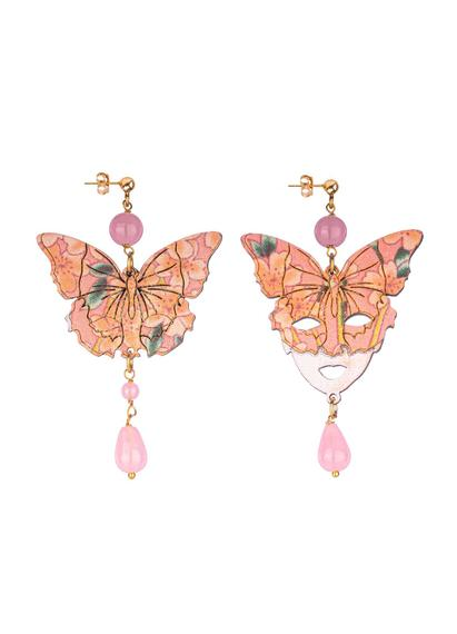 butterfly-earrings-and-small-pink-silk-mask