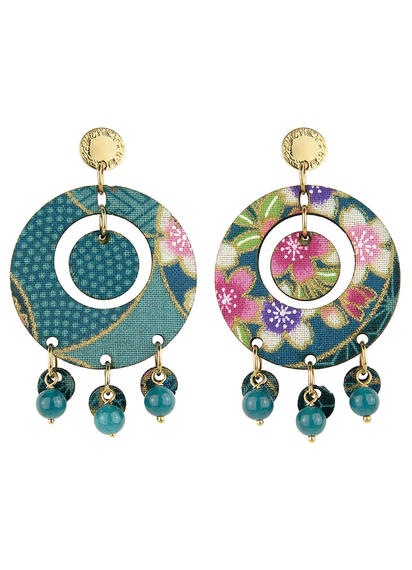 earrings-tan-mono-round-light-blue-