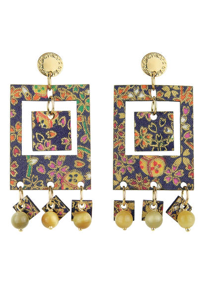 earrings-tan-mono-rectangle-amber