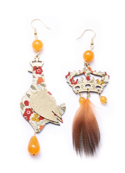 large-orange-silk-feather-regalina-earrings